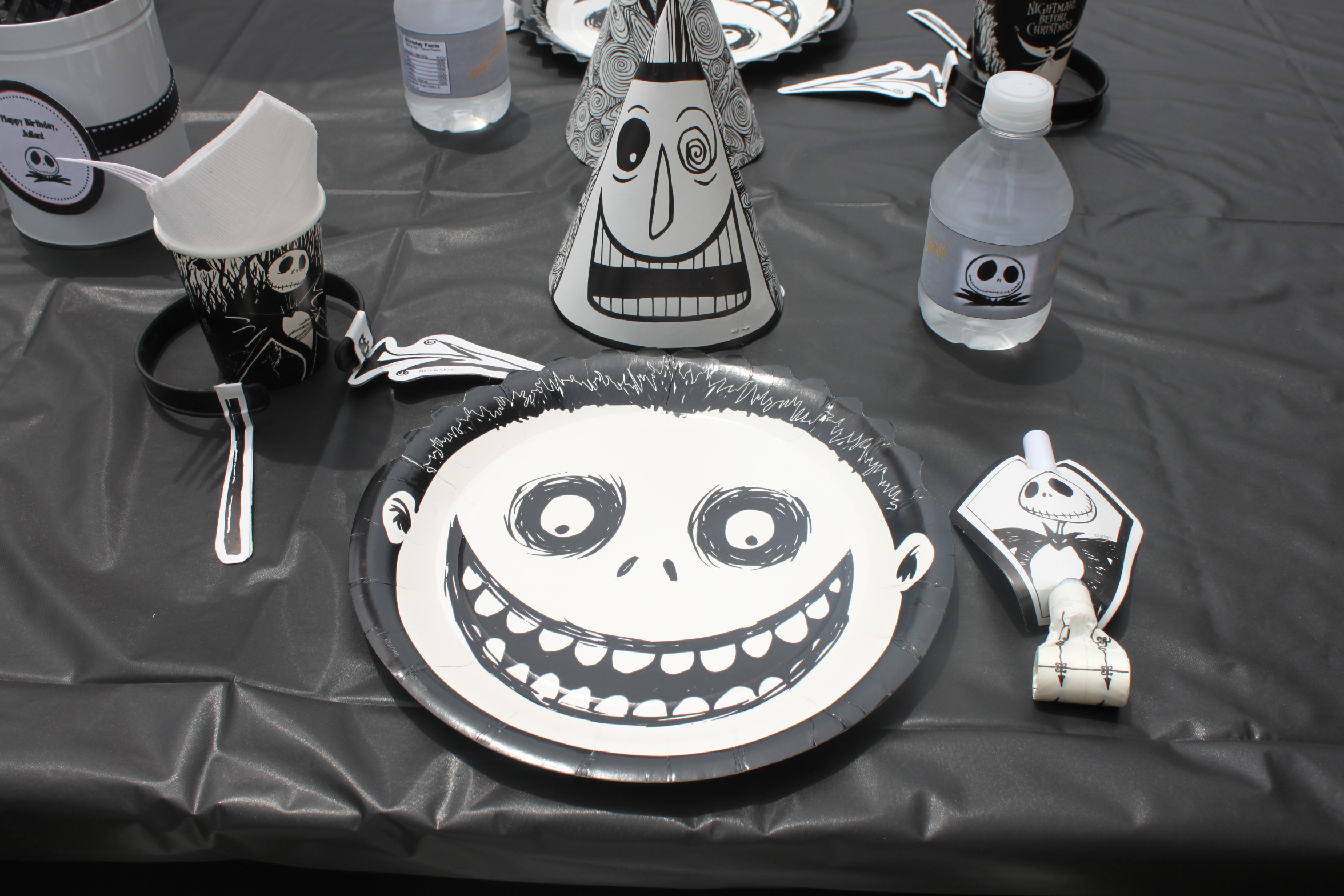 A nightmare before christmas partying with the princesses the solutioingenieria Gallery